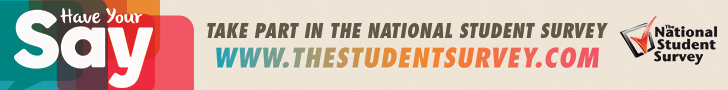 Take part in the National Student Survey